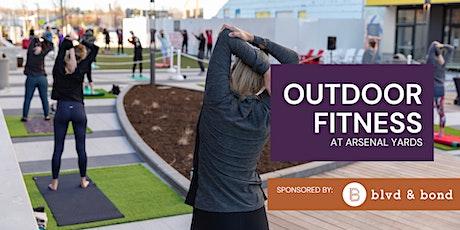 Outdoor Fitness: Artemis Yoga tickets