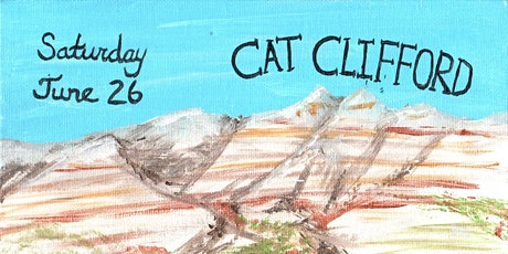 Cat Clifford Live in Concert at The Cave Collective tickets
