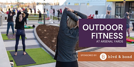 Outdoor Fitness: Cardio Kickboxing with Monique tickets
