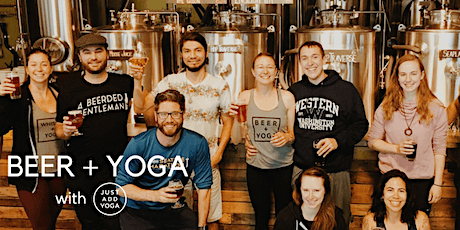 Outdoor Beer + Yoga at Cairn Brewing tickets