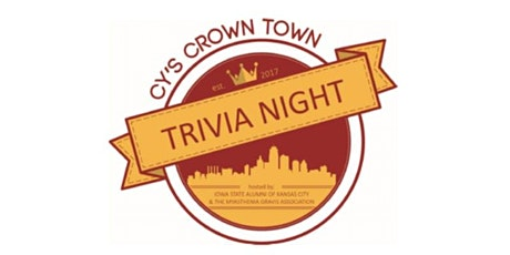 4th Annual Cy's Crown Town Trivia Night benefiting the MGA tickets