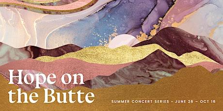 Hope on the Butte: Victoria Calderone Moreira & Eduardo Moreira tickets