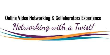 Afternoon] Online Zoom Networking with a Twist tickets