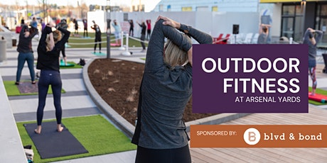 Outdoor Fitness: Bootcamp with Get Lively tickets