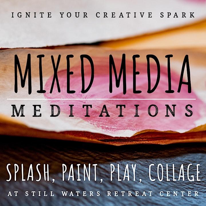Mixed Media Meditations image