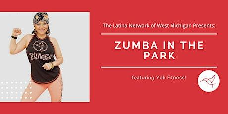 LNWM Presents: Zumba in the Park w/ Yeli Romero tickets