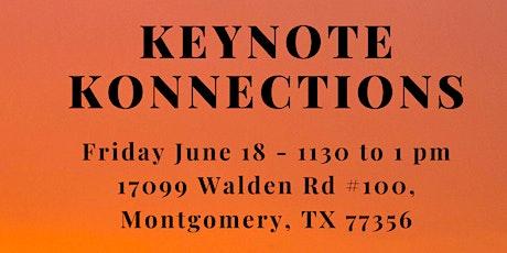 Keynote Konnections  June 2021 tickets