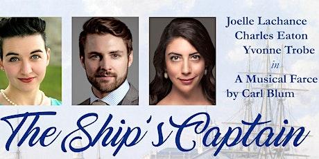 The Ship's Captain tickets