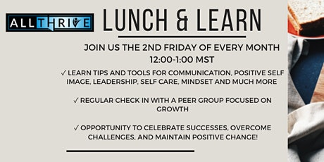Lunch & Learn - Mindful Moments tickets