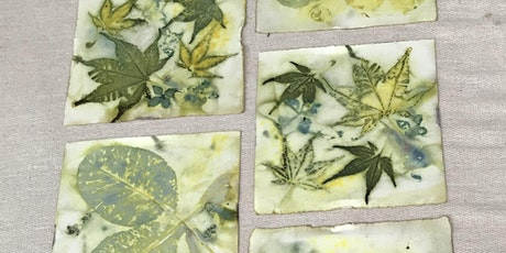 Botanical Contact [Eco] Printing:  An Introduction tickets