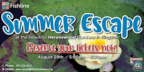 Summer Escape tickets