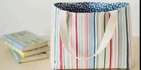 Learn to Sew - Tote Bag Workshop tickets