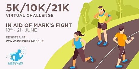 Charity Run, Walk or Crawl in Aid of Mark's Fight tickets