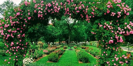 Yoga in the Rose Garden - $10.00 /class - % of the proceeds donated to FOWP tickets