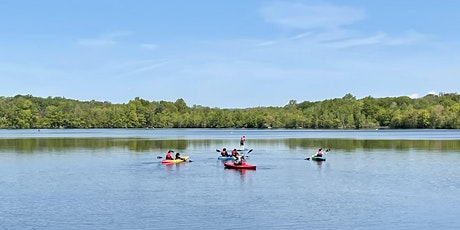 Kayak Tour at the Franklin Lakes Nature Preserve tickets
