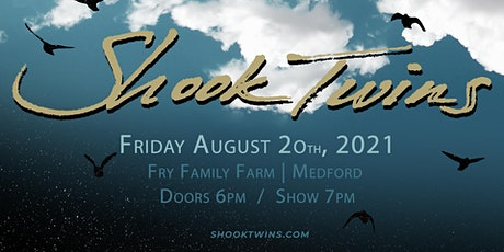 Shook Twins (Friday) tickets