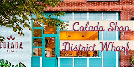 Schedule Your Back to Work DC Interview with Colada Shop tickets