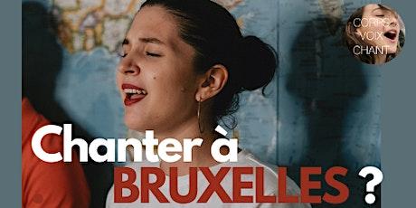 WEE-KEND INTENSIF en juin à Bruxelles billets