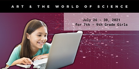 Art and the World of Science for 7th-9th Grade Girls tickets