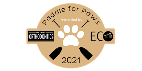 Dr. Wax Orthodontics Paddle for Paws 2021 tickets