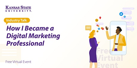 How I Became  Digital Marketing Professional | Virtual Industry Talk tickets
