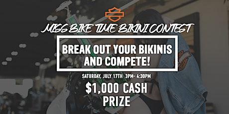 Miss Bike Time Bikini Contest tickets