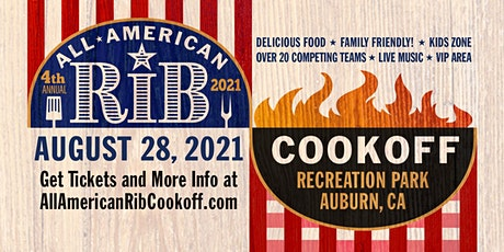 All American Rib Cookoff tickets