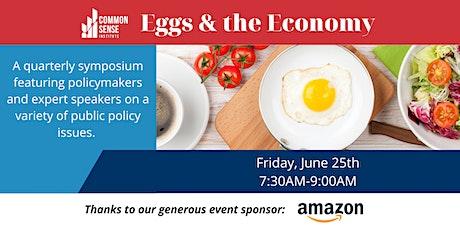 Common Sense Institute's Eggs and the Economy tickets