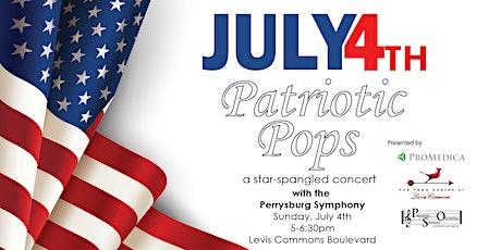 Patriotic Pops Concert tickets