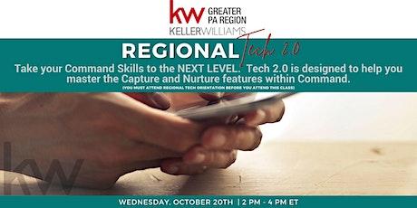 Regional Tech 2.0 - October tickets
