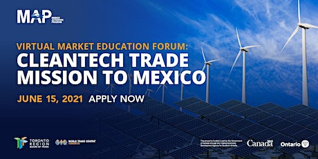 Cleantech Market Education Forum to Mexico tickets