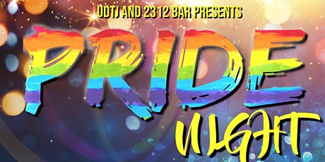 Pride Night at 2312 Garrett Bar tickets