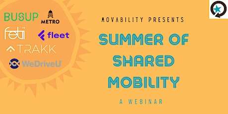 Building a Strong Mobility Plan with Shuttles and Vanpools Tickets