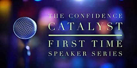 Confidence Speakers Catalyst 2021 tickets