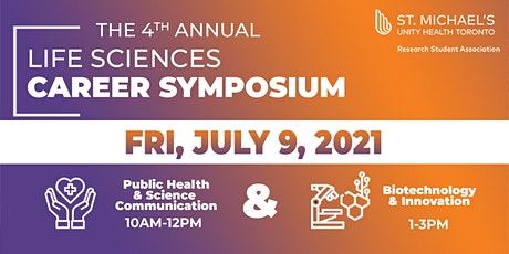 Life Sciences Career Symposium tickets