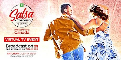 TD Salsa in Toronto Festival (Sunday) tickets