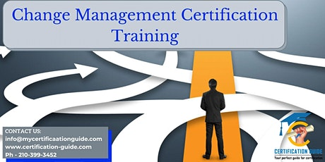 Change Management Certification Training in Vancouver, BC tickets