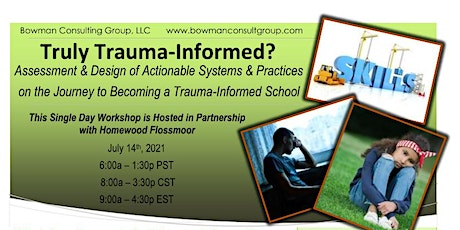 Truly Trauma-Informed? Assessing & Designing Actionable Systems & Practices tickets