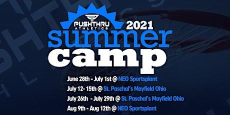 Push Thru Athletics 2021 Summer Camp tickets