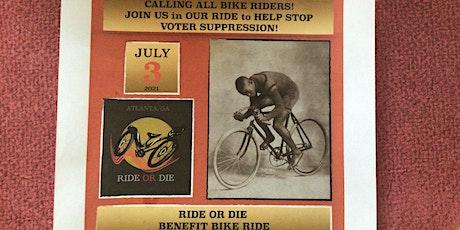 Ride or Die Benefit Bike Ride tickets