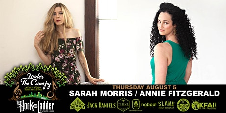 Sarah Morris / Annie Fitzgerald with guest Maygen and The Bird Watcher tickets