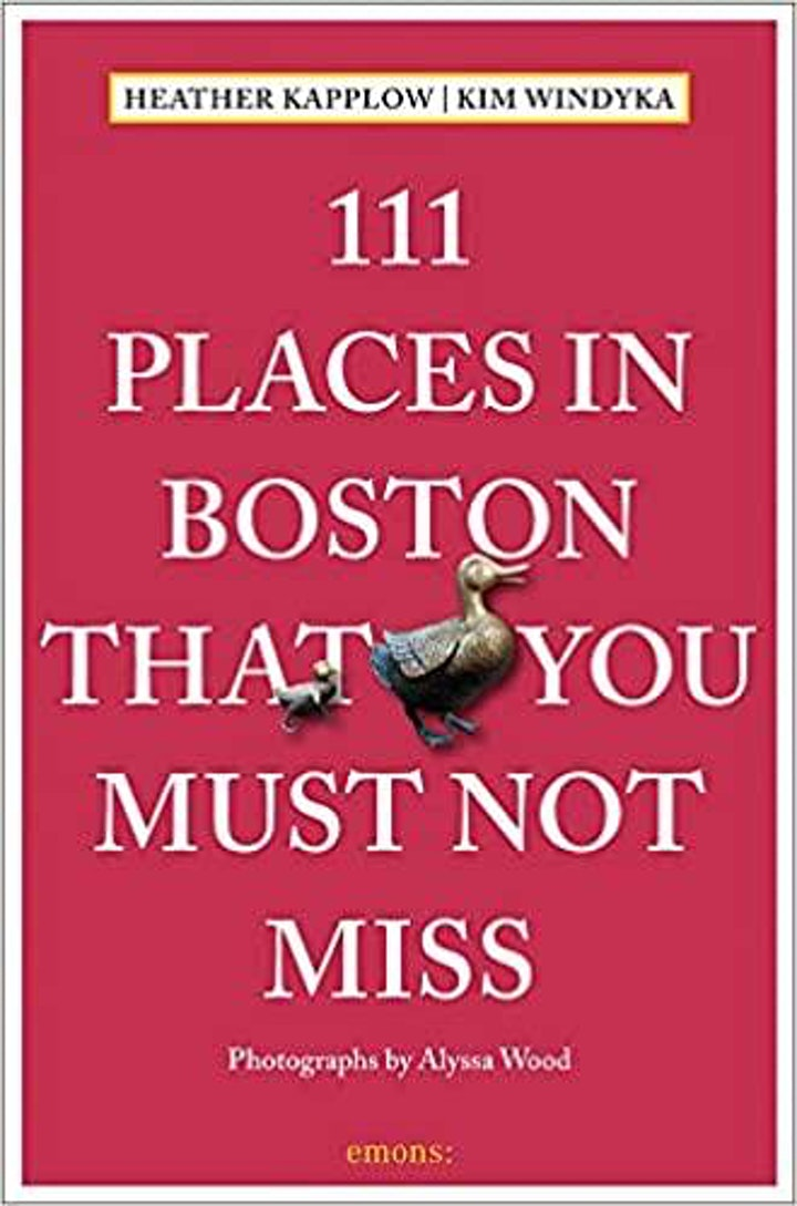 Jamaica Plain Book Tour That You Must Not Miss image
