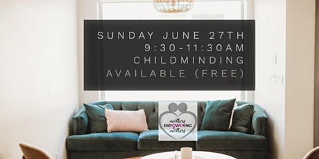 Motherhood Support Group (daytime edition) tickets
