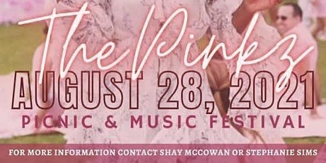 The PINKZ  Picnic and Music Festival tickets