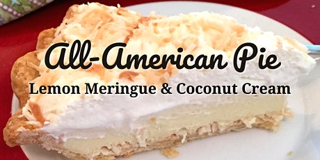 All-American Pie Baking Demonstration tickets