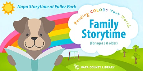 Storytime in the Park: Napa tickets
