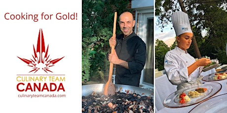 Cooking for Gold! Series #2 tickets