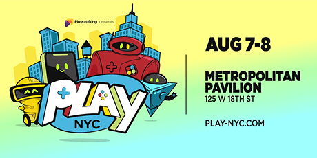 Play NYC 2021 tickets