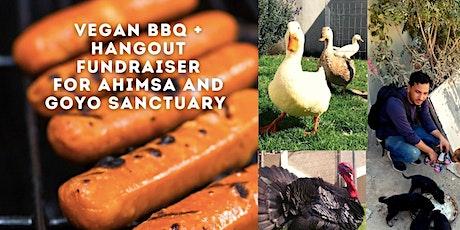 Vegan BBQ & Bakesale Animal Rescue Fundraiser tickets