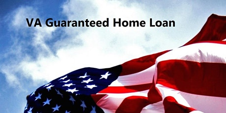 VA Guaranteed Home Loan - Guidelines, Qualifications - 3 HR CE Live ZOOM tickets